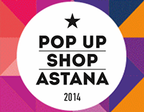 Pop Up Shop Astana