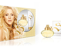 Shakira Packaging
