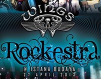 Wings - Rockestra | DVD & CDs Album