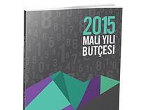 Sultanbeyli Belediyesi - 2015 Mali Yılı Bütçesi Kapak