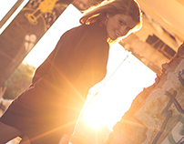 Photoshoot - Raquel Martins // Sunset