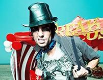 Retouching_ Flying Machine_Freak Circus