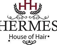 LOGO DESIGN for Hermes House Of Hair