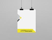 Poster Maks Fabiani anniversary