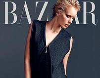 Harper's Bazaar Turkey 01/15