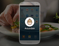 Aroundish mobile app