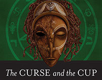 The Curse and The Cup - Book Cover