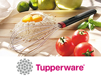 Tupperware design & photo