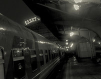 Санкт-Петербург - Saint Petersburg train station