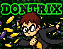 Game Dontrix - Game Jam