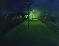 A Railway Nocturne V