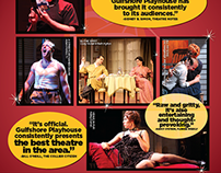 Newspaper Insert One-Sheet: Gulfshore Playhouse 2015