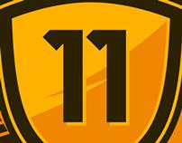 Eleven team