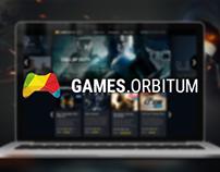 Games Orbitum