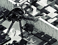 CITYSCAPE APOCALYPSE - Architecture Knock-Offs