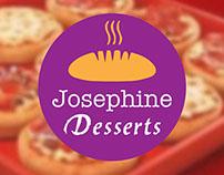 Josephin Desserts Logo