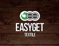 Easyget brand design