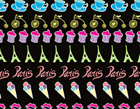 Dillard's Spring 2015 Cosmetic Bag Patterns