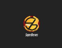 Superheroes Character Design