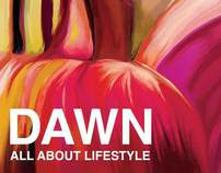 Dawn: All about Life style (school project)