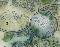 Doramarth Maps
