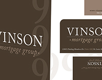 Vinson Mortgage Print Marketing