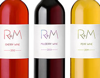 Wine Label Series