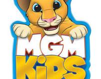 MGM Kids Logo Exploration