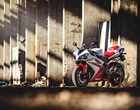 Photoshoot Yamaha R1 RN19