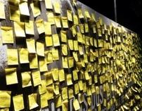 Ativação Amnistia Mural