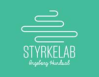 STYRKELAB // Branding