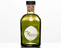 Attica -  Gourmet Olive Oil Product