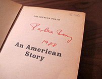 An American Story - Photobook