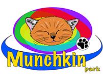 Identidade visual Munchkin park/ Branding Munchkin park