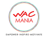 Wisconsin Athletic Club - WAC Mania Logo