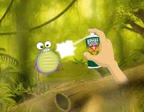 Jungle Formula - Blitz-A-Bug