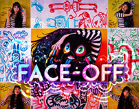 Face-off | Show Your True Self with a Character Selfie!