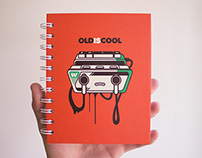 Old is Cool | Wö notebook