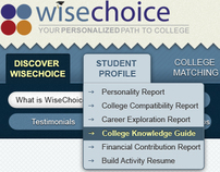 WiseChoice Redesign
