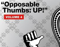 BGX - Cover artwork Opposable Thumbs: UP! digital LP