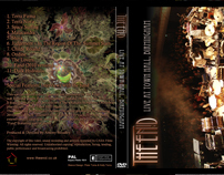 Dvd sleeve for The Enid