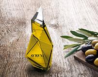 AURUM, Premium Olive Oil (Student Project)
