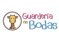 Logotipo Guarderia en Bodas