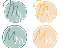 Modest Morsel Logo Design Collaboration