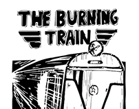 The Burning Train- a short comic