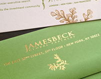 Jamesbeck 2014 Holiday Cards