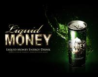 Liquid Money concept