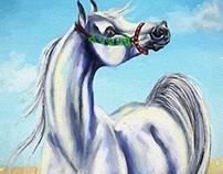 Horse ( Digital Art Vol.4 )