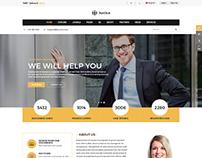Premium Attorney & Law Firm Business Joomla Theme
