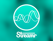 Streamr: iOS / Android